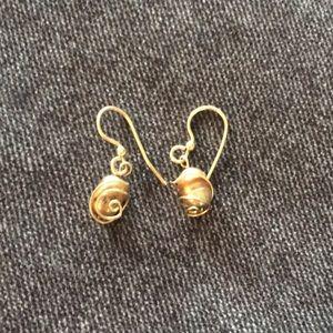 Jewelry - Gold Drop Earrings
